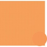 Geométrico 1 - Laranja