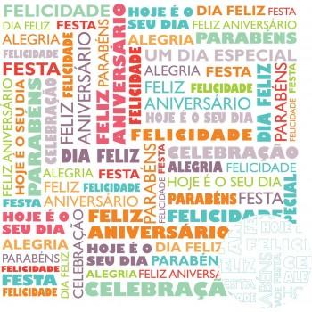 Feliz Aniversário - Felicitações