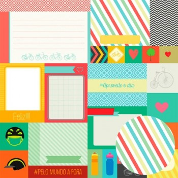 Pedalando - Cards 1