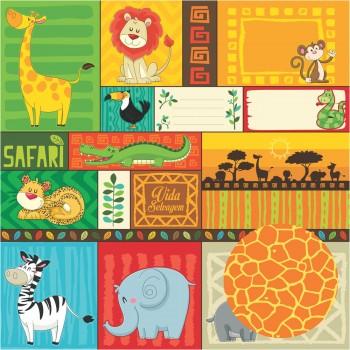 Safari - Cartões