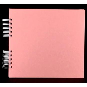 Álbum de assinatura - Rosa