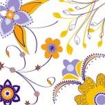Jardim Apipucos Lilás Floral