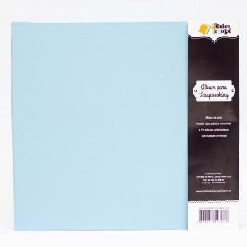 Álbum Pino G Azul Bebê