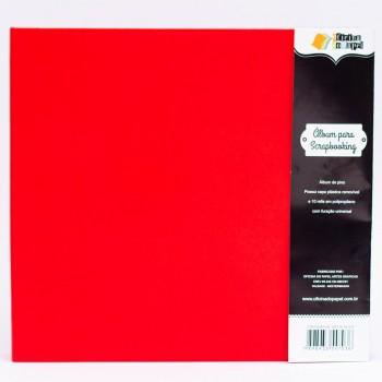 Álbum Pino G Vermelho Intenso